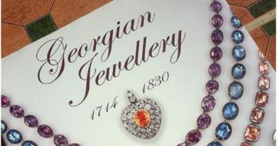 Boek review: Georgian Jewellery