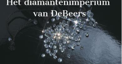 Het diamantenimperium van DeBeers