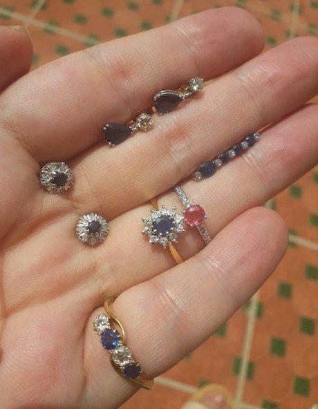 vintage en antieke sieraden